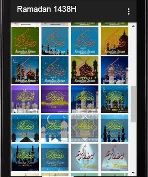 Ramadan Kareem 1438H screenshot 10