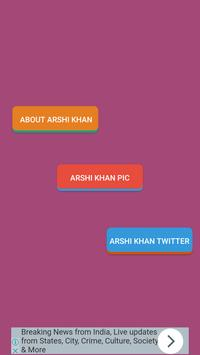 Arshi Khan screenshot 1