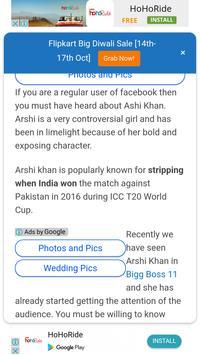 Arshi Khan screenshot 2