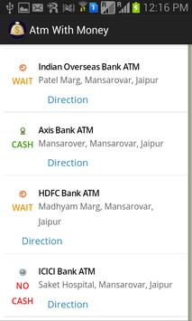 ATM with money screenshot 1