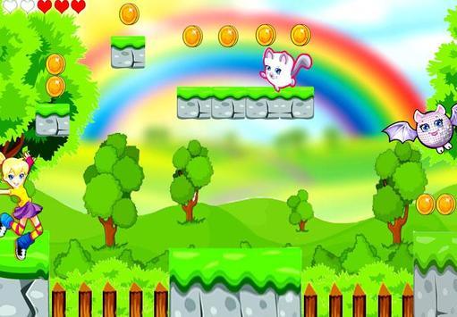 Super Polly Run apk screenshot