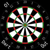 01 Dart Out Free icon