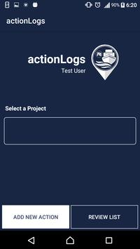 i95 Action Log apk screenshot