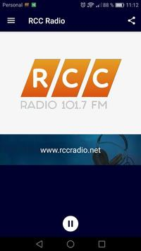 RCC Radio screenshot 1