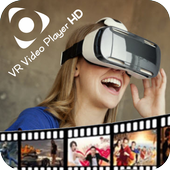 VR Video Player HD icon