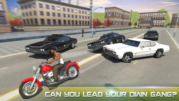 Real San Andreas Crime City Gangster 2017 screenshot 4