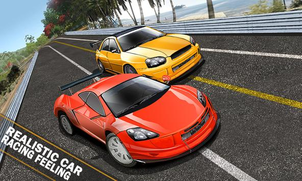 Fast Speed Car Racing poster