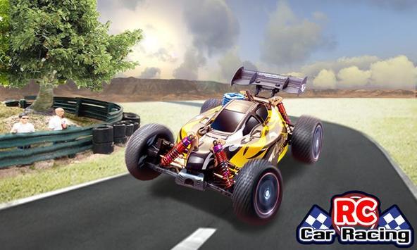RC Racing Car poster