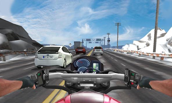 Moto Traffic Rider poster
