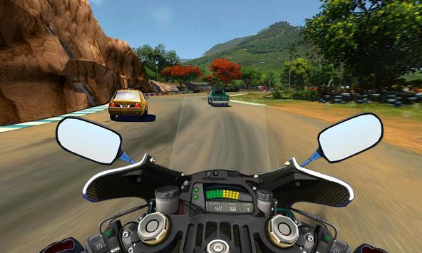 Moto Traffic Rider apk screenshot