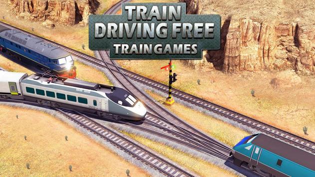 Train driving free train games apk download free simulation game train driving free train games poster altavistaventures Image collections