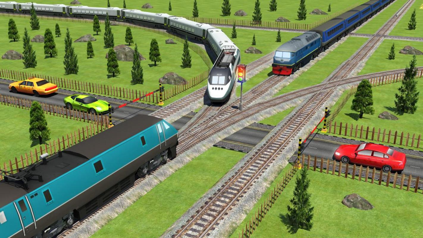 Train Games