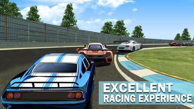 Turbo Car Racing screenshot 1
