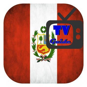 TV PERU GUIDE FREE screenshot 1