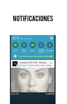 Rocka 107.3 FM screenshot 4