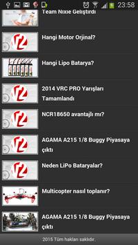 RC Haber apk screenshot