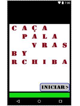 Caça Palavras Animado poster