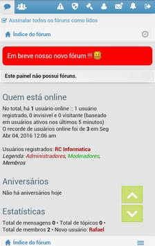 RC Fórum screenshot 2