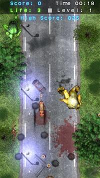 ZOMBIE UPRISING apk screenshot