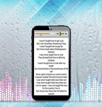 Boyinaband popular songs and lyrics apk screenshot