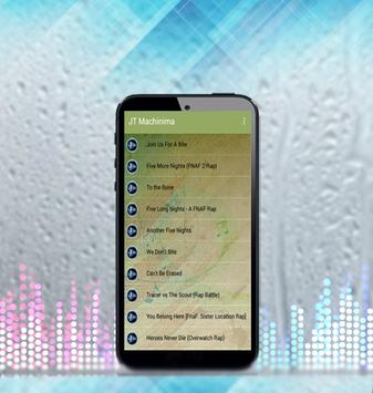 JT Machinima songs and lyrics apk screenshot