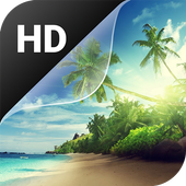 Beach Live Wallpapers HD icon