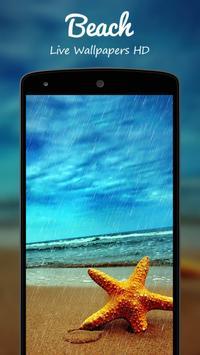 Beach Live Wallpapers HD apk screenshot
