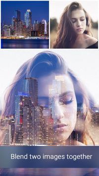 Double Exposure - Blend 2 Pics screenshot 1