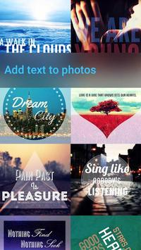 Font Studio- Photo Texts Image apk screenshot