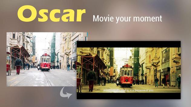 Oscar Camera for Instagram apk screenshot