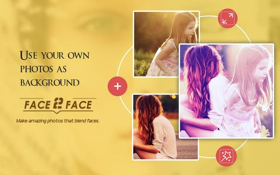 Face2Face-funny face effects apk screenshot