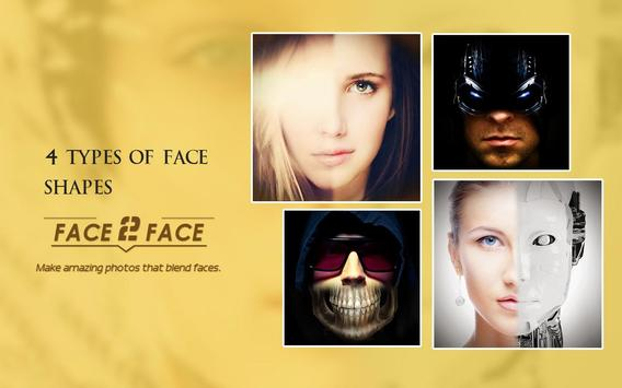 face2face funny face effects apk download free photography app for