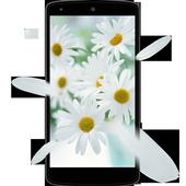 Flowers 3D Live Wallpaper icon
