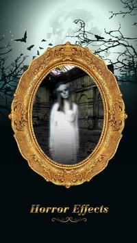 Horror Effects - Ghost PicGrid poster