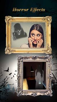 Horror Effects - Ghost PicGrid screenshot 1