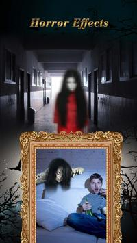 Horror Effects - Ghost PicGrid screenshot 2