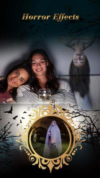 Horror Effects - Ghost PicGrid screenshot 4