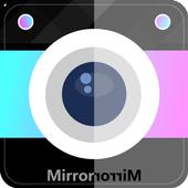 Mirror Grid - Photo Collage icon