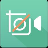 No Crop Video icon