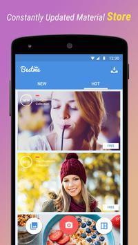 BestMe Selfie Camera apk screenshot
