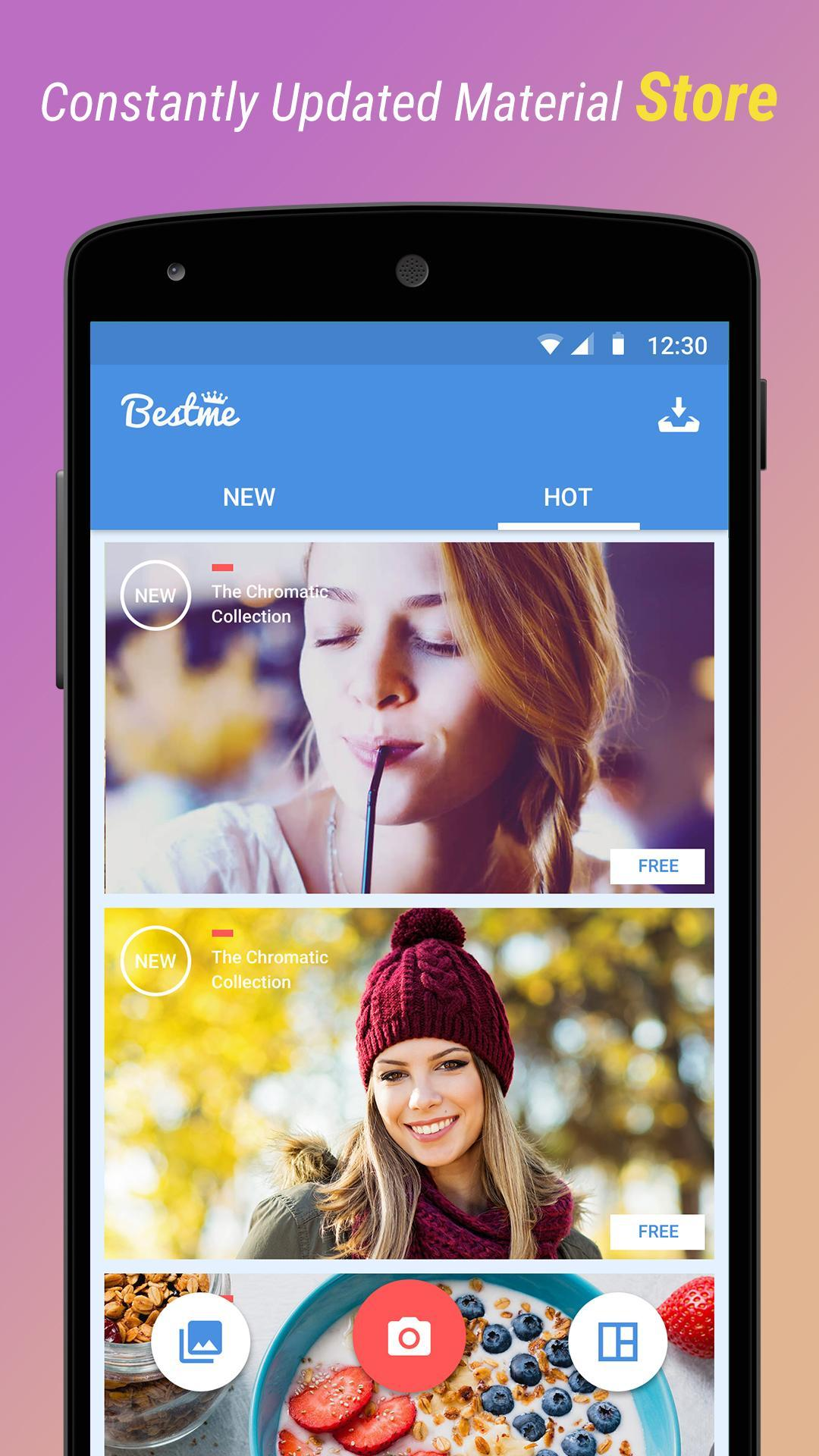 BestMe Selfie Camera for Android - APK Download