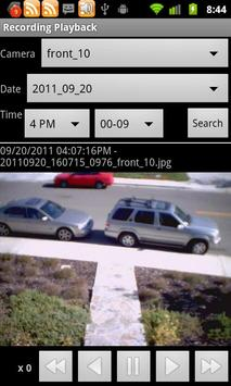 IP Cam Viewer Lite screenshot 3