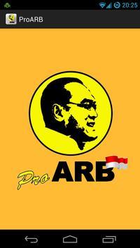 Relawan Pro ARB poster