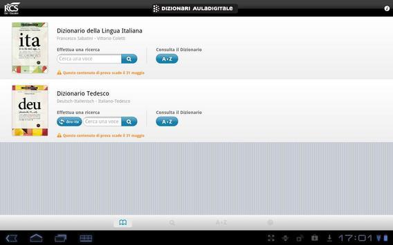 Dizionari Auladigitale apk screenshot