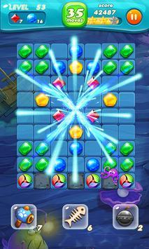 Jewels Paradise Adventure screenshot 2