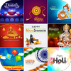 Hindu Festival Wishes, GIF Images, Messages, Quote icon