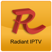 RadiantIPTV for googletv icon
