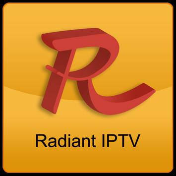 RadiantIPTV for googletv apk screenshot