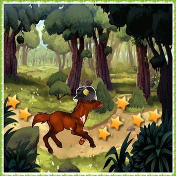 Super Horse Jump and Run screenshot 2