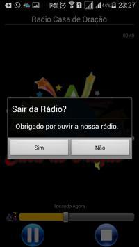 Radio Casa de Oração poster